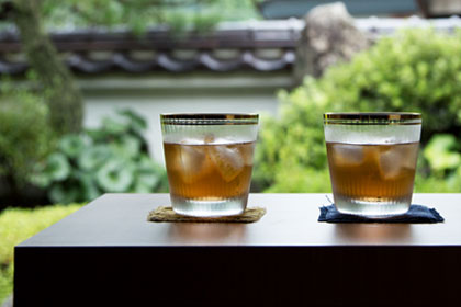 特産品(お茶、地酒など)のお店